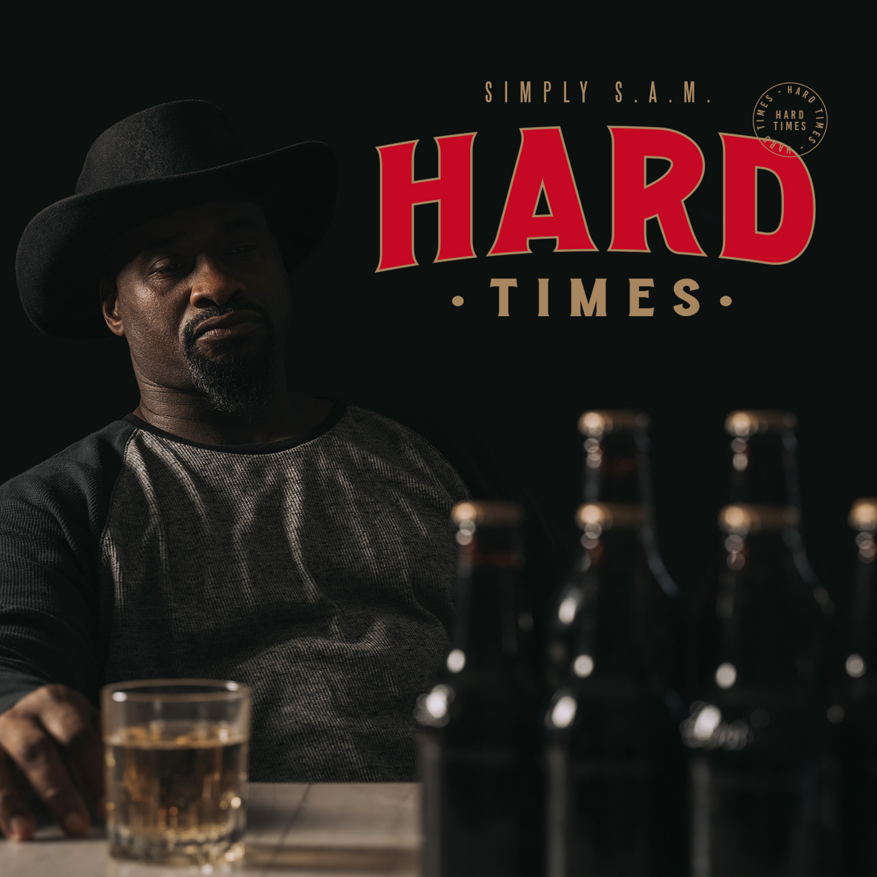 Simply S.A.M. - Hard Times (Single)